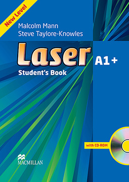 Laser Student's Book With CD-Rom-A1+