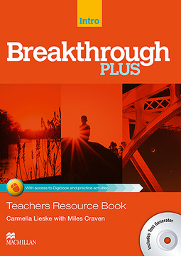 Breakthrough Plus TB W/ Test Generator E Digibook Code-Intro