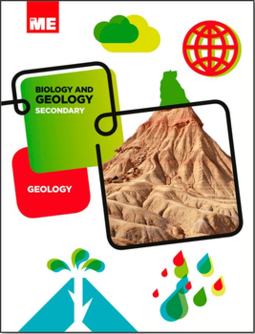 Biology and geology 2 - Student's book (1-3): geology