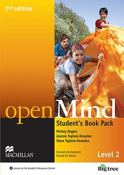 Openmind 2nd Edit. Student's Pack With Workbook-2