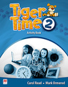 Tiger Time Activity Book-2
