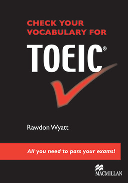 Check Your Vocababulary For TOEIC
