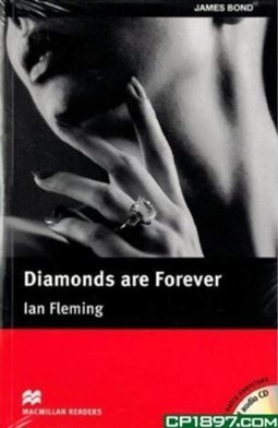 Diamonds Are Forever (Audio CD Included)