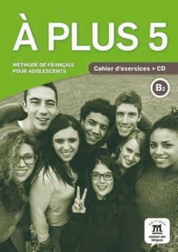 À plus 5: cahier d'exercices + CD