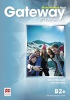 Gateway 2nd Edition Student's Book Pack & DSB B2+