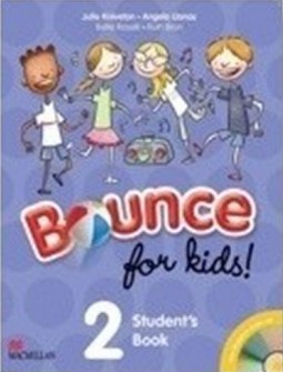 Bounce For Kids Student's Pack-2