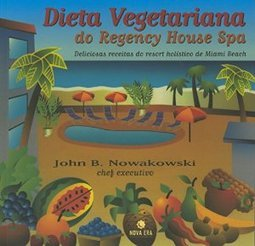 Dieta Vegetariana do Regency House SPA