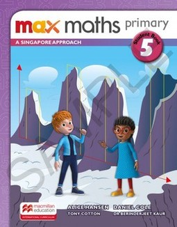Max maths primary 5: a Singapore approach - Student book