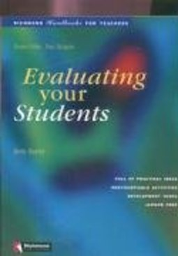 Evaluating Your Students: Handbooks for Teachers - IMPORTADO