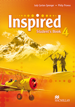 Promo-Inspired Student's Book-4