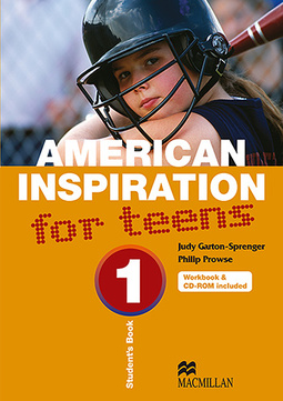 American Inspiration For Teens Student's Book W/CD-Rom-1
