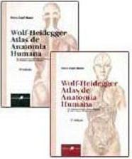 0482f6743 Wolf-Heidegger: Atlas de Anatomia Humana - petra kopf-maier