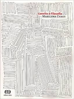 Convite A Filosofia Ensino Médio Integrado Marilena Chaui