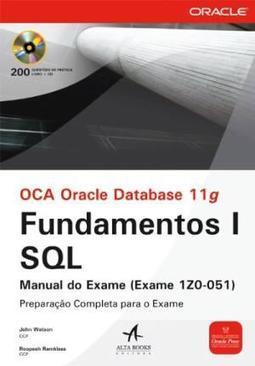 OCA Oracle Database 11g - Fundamentos I SQL