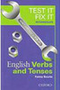 Test It, Fix It: English Verbs and Tenses - Intermediate - IMPORTADO