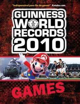 GUINNESS WORLD RECORDS GAMES 2010- EDIOURO