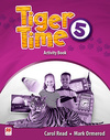 Tiger Time Activity Book-5