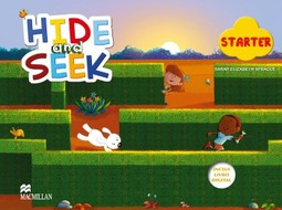 Promo - Hide And Seek Student's Book W/Audio CD & Digital Book - Starter