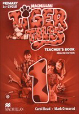 Tiger Tales Teacher's Book-1