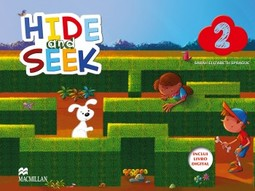 Promo - Hide And Seek Student's Book W/Audio CD & Digital Book - 2