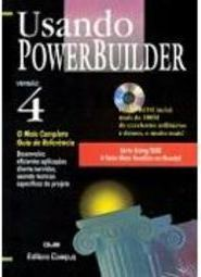Usando PowerBuilder: 4 - CD-ROM