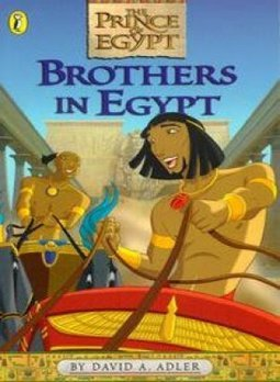 The Prince of Egypt: Brothers in Egypt - Importado