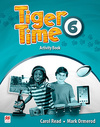 Tiger Time Activity Book-6