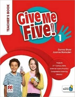 Give me five! 1: teacher's book pack basics