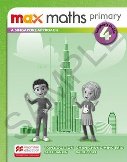 Max maths primary 4: a Singapore approach - Teacher's guide