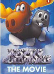 The Adventures of Rocky and Bullwinkle: the Movie - Importado
