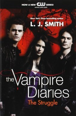 VAMPIRE DIARIES, V.2 - THE STRUGGLE
