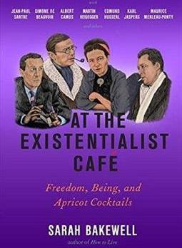 AT THE EXISTENTIALIST CAFE: FREEDOM...COCKTAILS