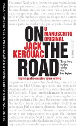 On the road - o manuscrito original