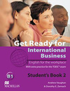 Get Ready For International Business Student's Book-2 (TOEIC)