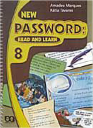 New Password: Read and Learn - 8 série - 1 grau