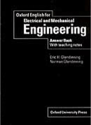 Oxford English for Electrical and Mechanical Enginnering - Importado