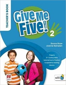 Give me five! 2: teacher's book pack