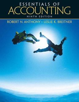 Essentials of Accounting - Importado