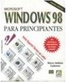 Windows 98: para Principiantes