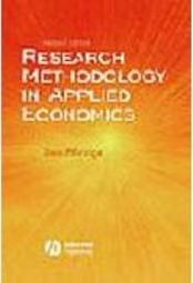 Research Methodology in Applied Economics - Importado