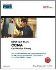 CCNA Certification Library (CCNA Self-Study, Exam #640-801)-Importado